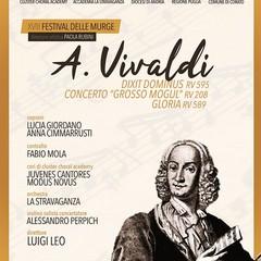 Concerto sulla Musica di Antonio Vivaldi nella chiesa Cattedrale di Andria