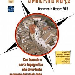 Gara di Orienteering a Minervino Murge