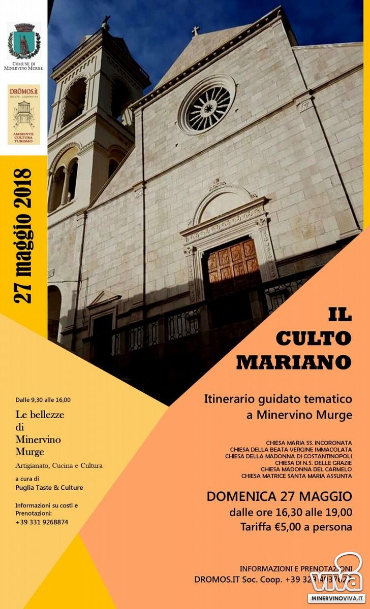 Culto mariano a Minervino