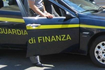 Guardia di Finanza in azione