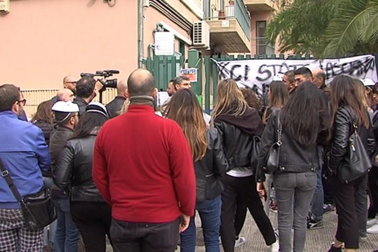 Manifestazione Asl Bat