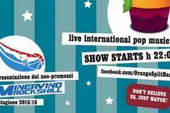 Venerdì 11 presentazione dei Rocks Hill in villa Faro