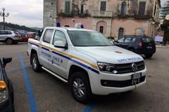 Presentato un nuovo mezzo di soccorso della Protezione Civile