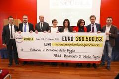 """""""Facciamo Scuola"""": 255.000€ dal taglio stipendi dei consiglieri M5S"""