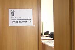 Consiglio provinciale: in 24 in corsa, presentate le liste