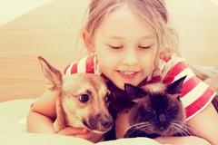 I migliori amici dell'uomo e ....del bambino