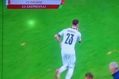Il cuore di Minervino si tinge d'azzurro. L'esordio in nazionale di Gaetano Castrovilli