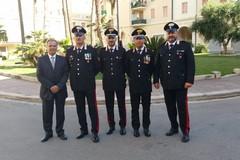 Festa dell'Arma dei Carabinieri: premiato il Maresciallo Carnicelli di Minervino Murge