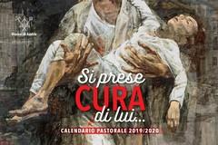 Le opere d'arte della Diocesi sul calendario pastorale diocesano