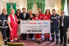 Terremoto, Despar dona 20.000 euro alla Croce Rossa Italiana