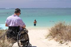 Il Governo impugna le norme a sostegno dell'accessibilità delle aree demaniali per le persone diversamente abili