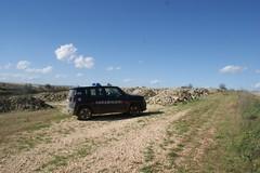 """Controlli dei Carabinieri Forestali nel PNAM, Troia: «il Parco è un """"Ente certificato""""»"""