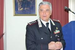 Il generale di corpo d'armata Vittorio Tomasone in visita ai Carabinieri di Andria, Minervino Murge e Spinazzola