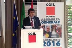 Pino Gesmundo nuovo segretario della CGIL Puglia