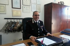 Nuovo vice Comandante alla Compagnia Carabinieri Andria: è il S.Tenente Bonfardino