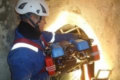 Emergenza idrica: droni alla caccia di perdite nel Canale Principale