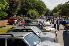 """Automobili e moto d'epoca a Minervino Murge, arriva il """"Panda Raduno"""""""