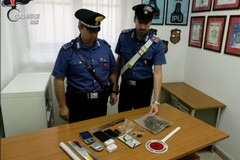 Droga, un arresto a Minervino Murge