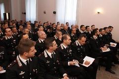 Lotta alla contraffazione: i Carabinieri di Minervino partecipano ad un seminario a Bari