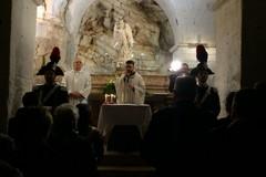 Nella Grotta di San Michele i Carabinieri rendono omaggio alla Virgo Fidelis
