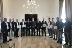 """Due geometri di Minervino in """"missione"""" nelle terre del sisma dell'Italia centrale"""