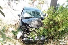 Grave incidente sulla ex statale 98, coinvolti 3 giovani di Minervino Murge