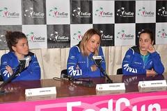 Fed Cup, le convocate a Barletta per Italia-Taipei
