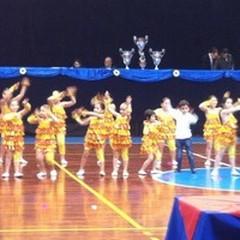 Coppa Puglia 2015, danza sportiva