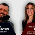 I candidati di Camera e Senato del Movimento Cinque Stelle fanno tappa a Minervino