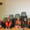 Centinaio arriva in Puglia, gilet arancioni: «Alcune proposte ci lasciano perplessi»