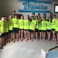 """Ottime prestazione degli atleti della Aquarius al  """"Bari Swimming Contest """""""