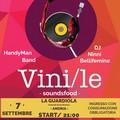 """""""Vini/le –soundsfood """", grande evento musicale in programma il prossimo 7 settembre a  """"La Guardiola """""""