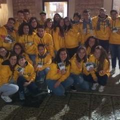 """Piazza Bovio accoglie la Missione """"All You Need Is Love"""""""