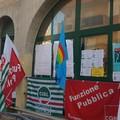 """Continua l'agitazione degli infermieri  """"in scadenza """", protesta in Prefettura"""