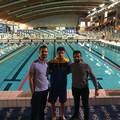 Nuoto, ottimi tempi per il minervinese Michele Sassi