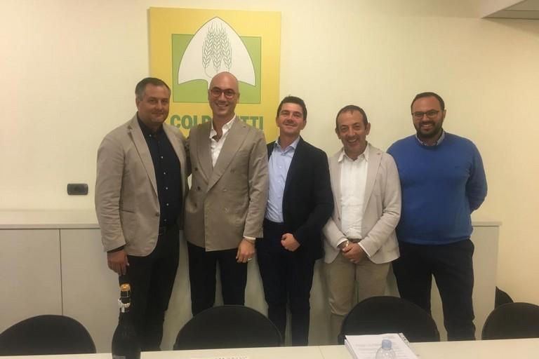 La Coldiretti ha un nuovo presidente regionale: è Savino Muraglia
