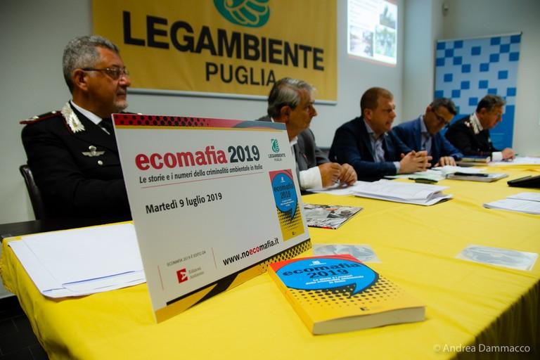 Rapporto Ecomafia Legambiente