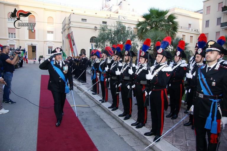 Encomio Carabinieri Minervino Murge