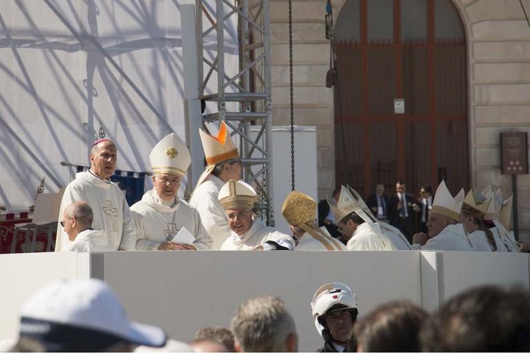 I vescovi Mansi e Renna