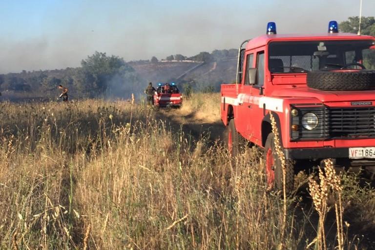 Lotta agli incendi boschivi, Minervino ottiene il contributo