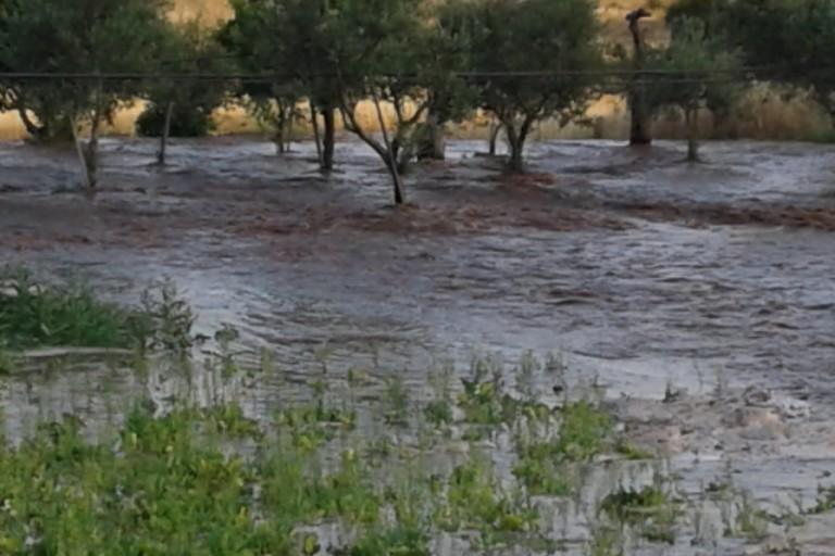 Campagne inondate
