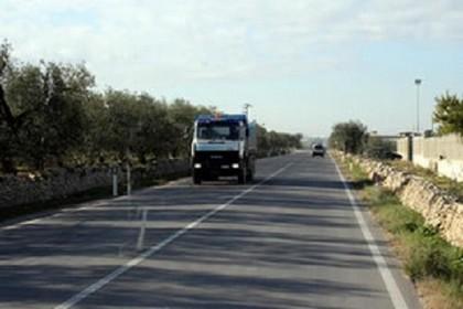 strada provincia bat. <span>Foto Savio Scarpa</span>