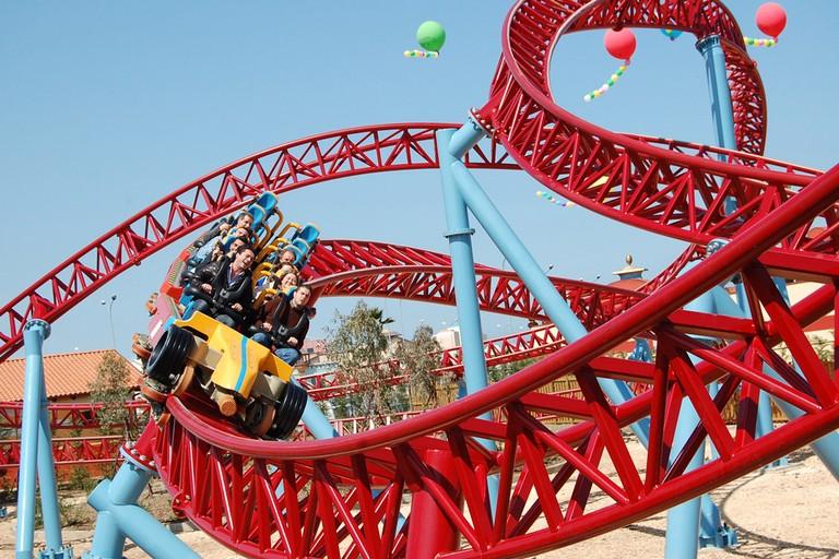 Miragica Roller coaster JPG