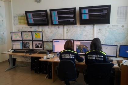 protezione civile (Foto Savio Scarpa)