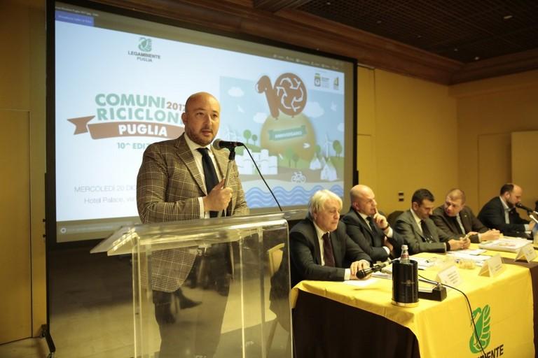 Premio Comuni Ricicloni Puglia