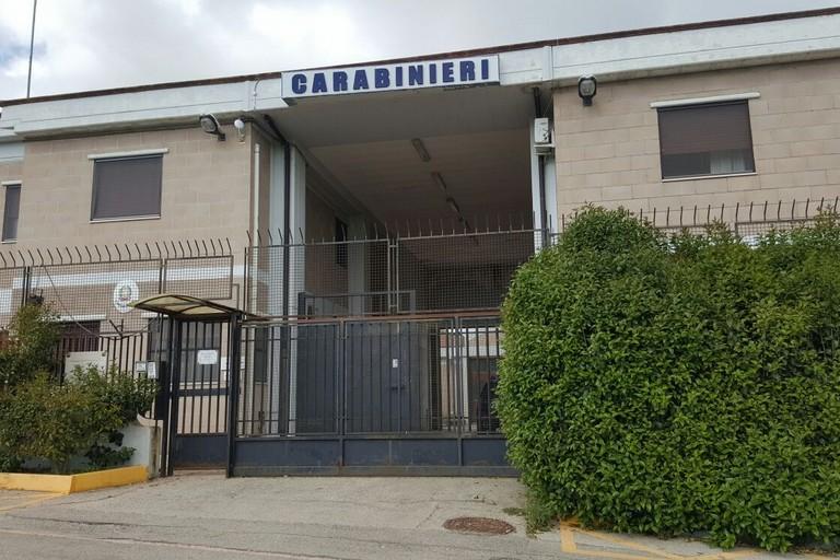 Stazione dei carabinieri di Minervino