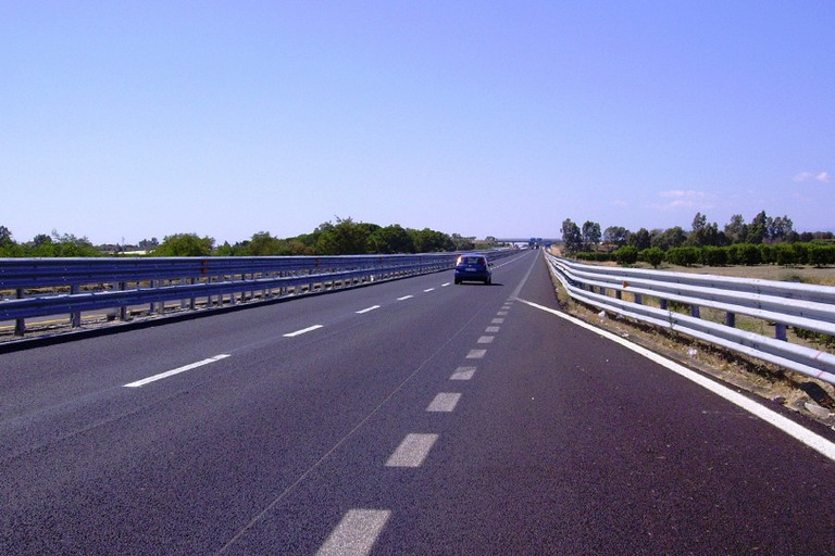 strada ANAS (Foto Sito ANAS )