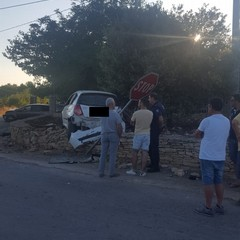 Incidente sulla Corato-Castel del Monte