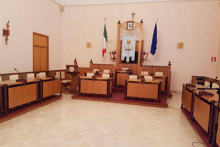 Consiglio comunale Minervino