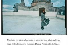 Minervino Murge sulle pagine patinate francesi dell'alta moda